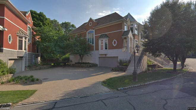 This Google Street View image shows the approximate location of 112 Winding Creek Way in Old Tappan. The property at this address changed hands in July 2019, when new owner bought the property for $652,000.