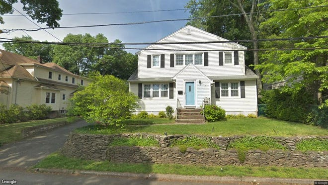 This Google Street View image shows the approximate location of 207 Pinelynn Road in Glen Rock. The property at this address changed hands in July 2019, when new owners bought the property for $540,000.