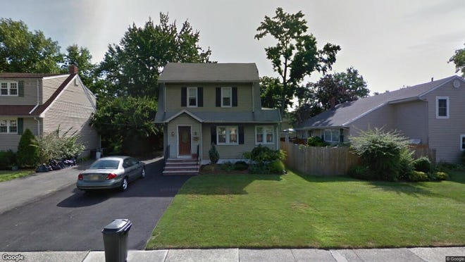 This Google Street View image shows the approximate location of 96 14th St. in Cresskill. The property at this address changed hands in August 2019, when new owners bought the property for $377,500.