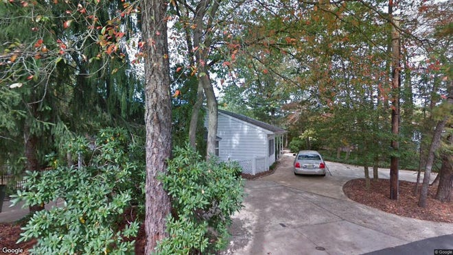 This Google Street View image shows the approximate location of 164 S. Lakeside Drive E. in Medford. The property at this address changed hands in September 2019, when new owners bought the property for $815,000.