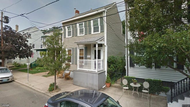 This Google Street View image shows the approximate location of 25 Mary St. in Bordentown City. The property at this address changed hands in October 2019, when new owner bought the property for $216,000.