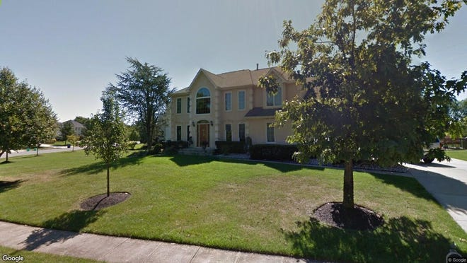 This Google Street View image shows the approximate location of 10 Hilltop Drive in Mount Laurel. The property at this address changed hands in October 2019, when new owners bought the property for $510,000.