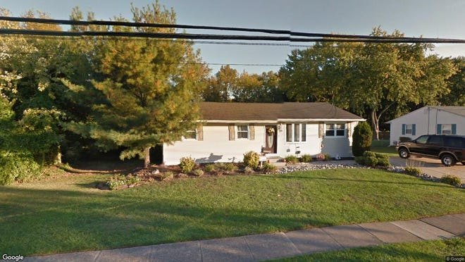 This Google Street View image shows the approximate location of 203 Central Ave. in Woodbury Heights. The property at this address changed hands in October 2019, when new owner bought the property for $197,000.