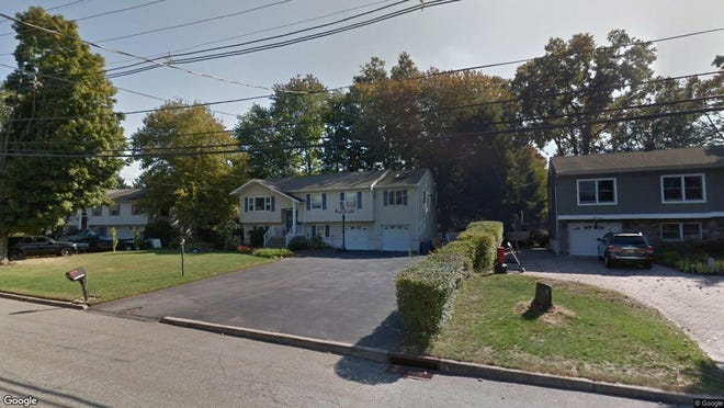 This Google Street View image shows the approximate location of 129 Sunset Road in Pequannock. The property at this address changed hands in October 2019, when new owners bought the property for $639,000.