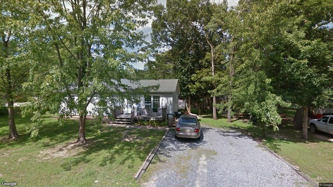 This Google Street View image shows the approximate location of 128 River Drive in Millville. The property at this address changed hands in October 2019, when new owner bought the property for $52,000.