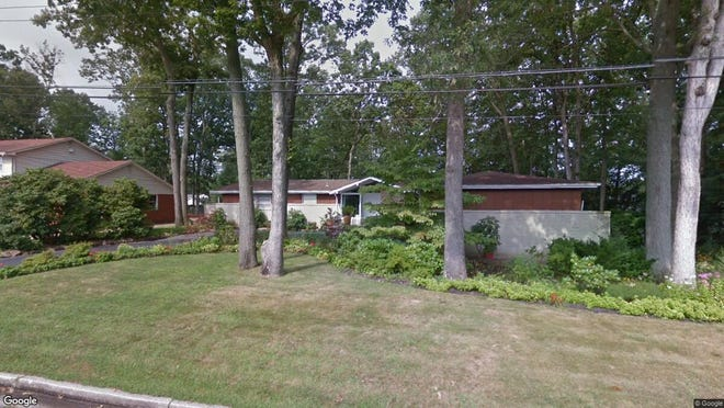 This Google Street View image shows the approximate location of 818 Dauphin Road in Vineland. The property at this address changed hands in October 2019, when new owner bought the property for $222,000.