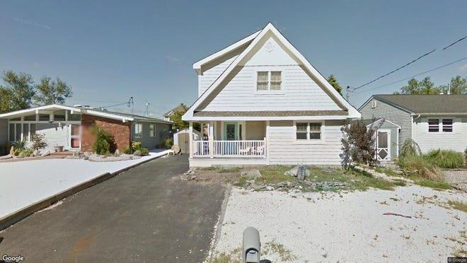 This Google Street View image shows the approximate location of 381 Aldo Drive in Toms River. The property at this address changed hands in September 2019, when new owners bought the property for $754,900.