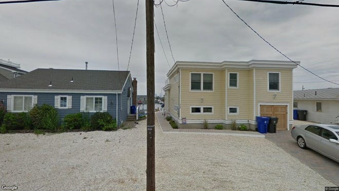 This Google Street View image shows the approximate location of 208 Melody Lane in Toms River. The property at this address changed hands in September 2019, when new owner bought the property for $740,000.
