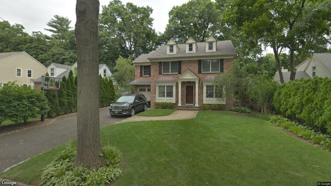 This Google Street View image shows the approximate location of 655 Witthill Road in Ridgewood. The property at this address changed hands in July 2019, when new owners bought the property for $915,000.