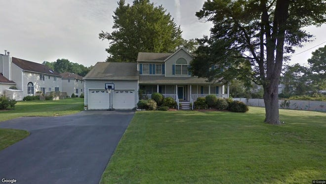 This Google Street View image shows the approximate location of 320 Old Bloomfield Ave. in Parsippany-Troy Hills. The property at this address changed hands in October 2019, when new owners bought the property for $620,000.