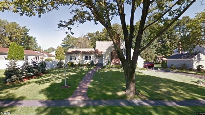 This Google Street View image shows the approximate location of 8 Deauville Drive in Parsippany-Troy Hills. The property at this address changed hands in August 2019, when new owners bought the property for $570,000.