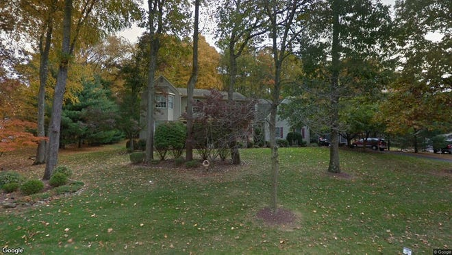 This Google Street View image shows the approximate location of 5 Rebecca Court in Randolph. The property at this address changed hands in October 2019, when new owners bought the property for $700,000.