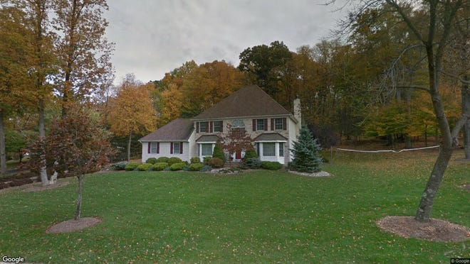 This Google Street View image shows the approximate location of 9 Rebecca Court in Randolph. The property at this address changed hands in September 2019, when new owners bought the property for $605,000.