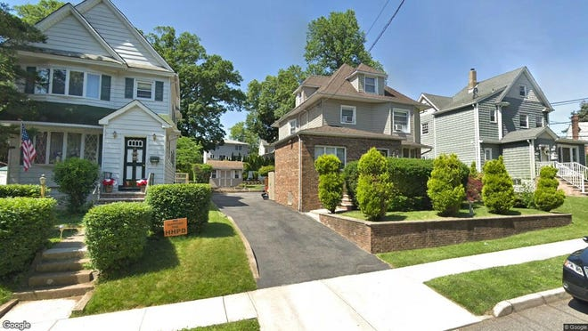 This Google Street View image shows the approximate location of 106 Washington Place in Hasbrouck Hghts. The property at this address changed hands in August 2019, when new owner bought the property for $500,000.
