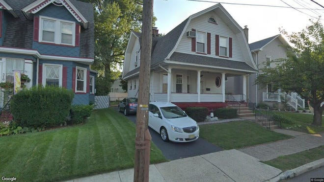 This Google Street View image shows the approximate location of 306 Jefferson Ave. in Hasbrouck Hghts. The property at this address changed hands in August 2019, when new owner bought the property for $320,000.