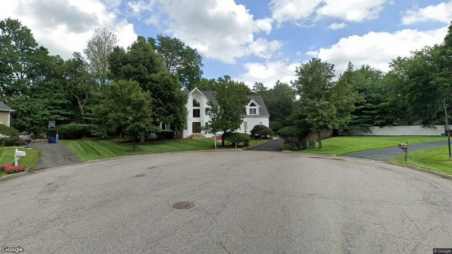 This Google Street View image shows the approximate location of 220 Patriot Lane in Rivervale. The property at this address changed hands in September 2019, when new owners bought the property for $875,000.