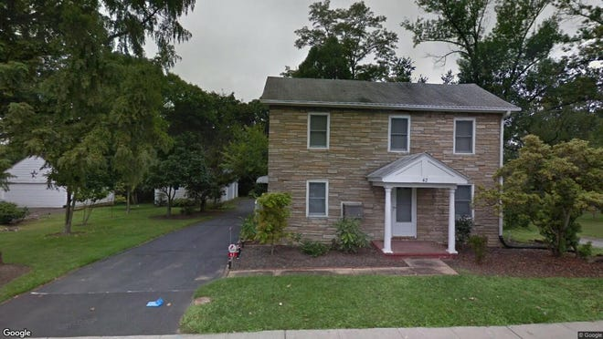This Google Street View image shows the approximate location of 42 Laurel Ave. in Franklin. The property at this address changed hands in September 2019, when new owner bought the property for $299,000.