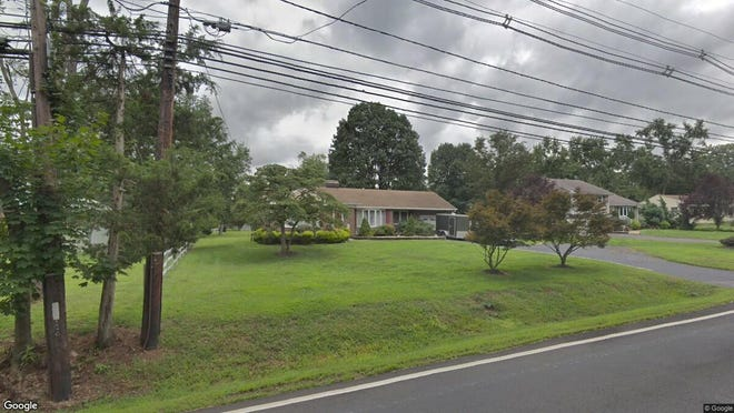 This Google Street View image shows the approximate location of 80 Demott Lane in Franklin. The property at this address changed hands in September 2019, when new owners bought the property for $370,000.