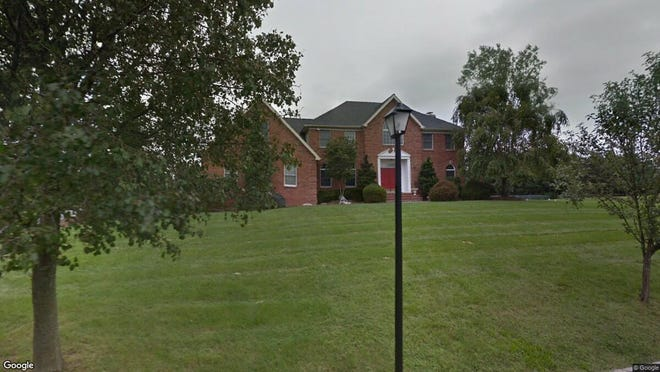 This Google Street View image shows the approximate location of 1 Zapf Court in Franklin. The property at this address changed hands in September 2019, when new owners bought the property for $585,000.