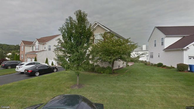 This Google Street View image shows the approximate location of 103 Timberhill Drive in Franklin. The property at this address changed hands in September 2019, when new owners bought the property for $607,500.