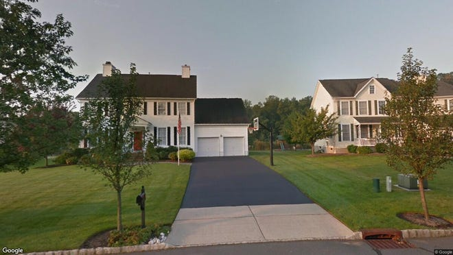 This Google Street View image shows the approximate location of 8 Wolverton Lane in Hillsborough. The property at this address changed hands in September 2019, when new owner bought the property for $610,000.