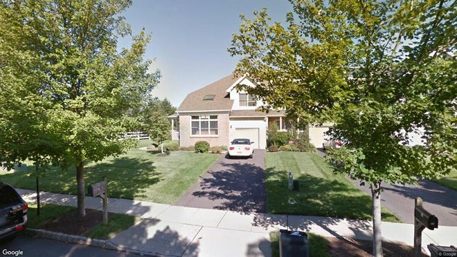 This Google Street View image shows the approximate location of 11 Flemming Drive in Hillsborough. The property at this address changed hands in September 2019, when new owner bought the property for $472,500.