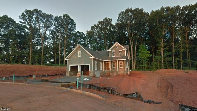 This Google Street View image shows the approximate location of 33 Milford Place in Montgomery. The property at this address changed hands in August 2019, when new owner bought the property for $750,000.