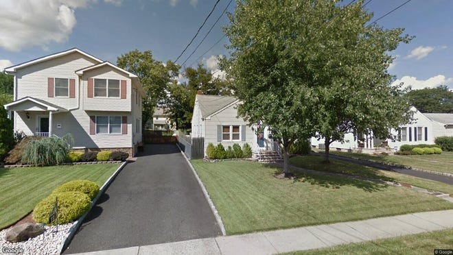 This Google Street View image shows the approximate location of 10 Bell Ave. in Raritan. The property at this address changed hands in June 2019, when new owners bought the property for $321,000.