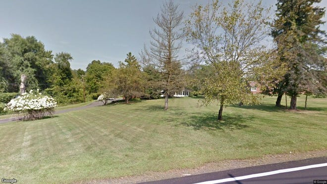 This Google Street View image shows the approximate location of 101 Washington Valley Road in Warren. The property at this address changed hands in July 2019, when new owner bought the property for $555,000.