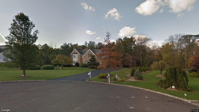 This Google Street View image shows the approximate location of 19 Foxglove Drive in Warren. The property at this address changed hands in August 2019, when new owners bought the property for $890,000.
