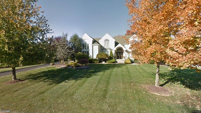 This Google Street View image shows the approximate location of 6 Crosswood Way in Warren. The property at this address changed hands in September 2019, when new owners bought the property for $950,000.