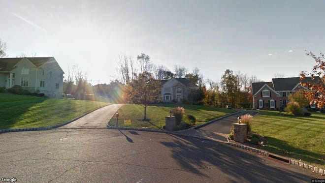 This Google Street View image shows the approximate location of 7 Friar Tuck Court in Warren. The property at this address changed hands in October 2019, when new owners bought the property for $938,000.
