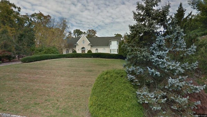 This Google Street View image shows the approximate location of 7 Glen View Drive in Watchung. The property at this address changed hands in August 2019, when new owners bought the property for $902,618.