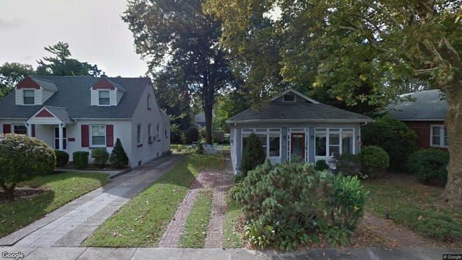 This Google Street View image shows the approximate location of 1920 S. Park Ave. in Haddon Heights. The property at this address changed hands in July 2019, when new owners bought the property for $175,000.