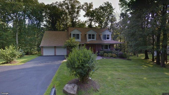 This Google Street View image shows the approximate location of 105 Oakdale Road in Chester Borough. The property at this address changed hands in September 2019, when new owner bought the property for $475,000.