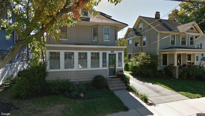 This Google Street View image shows the approximate location of 16 Rosedale Ave. in Morris Plains. The property at this address changed hands in August 2019, when new owners bought the property for $460,000.