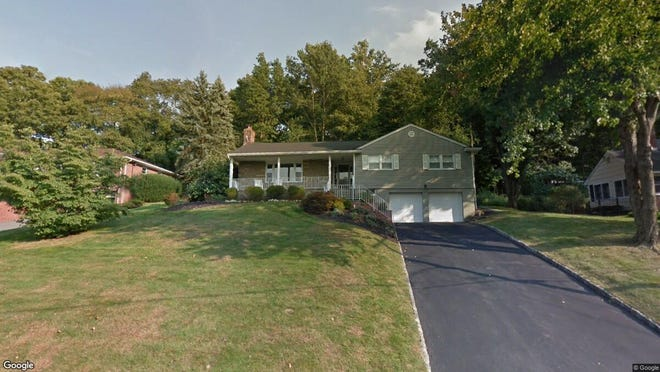 This Google Street View image shows the approximate location of 18 Runnymede Road in Chatham Township. The property at this address changed hands in October 2019, when new owners bought the property for $900,000.