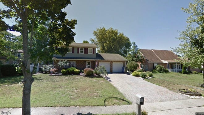 This Google Street View image shows the approximate location of 121 Woodland Drive in Toms River. The property at this address changed hands in October 2019, when new owners bought the property for $362,500.