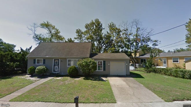 This Google Street View image shows the approximate location of 1161 Pioneer Drive in Toms River. The property at this address changed hands in October 2019, when new owner bought the property for $170,000.