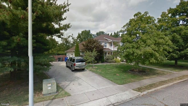This Google Street View image shows the approximate location of 838 Brown Court in Toms River. The property at this address changed hands in October 2019, when new owner bought the property for $467,500.