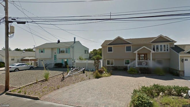 This Google Street View image shows the approximate location of 5 Curaco Ave. in Toms River. The property at this address changed hands in September 2019, when new owners bought the property for $552,500.