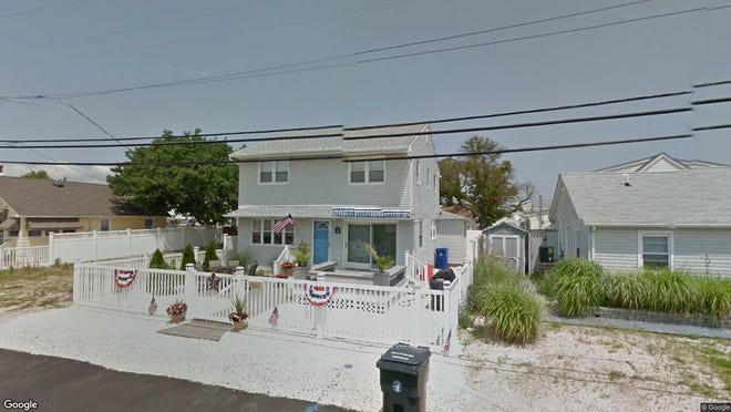 This Google Street View image shows the approximate location of 220 Second Ave. in Toms River. The property at this address changed hands in September 2019, when new owners bought the property for $555,000.
