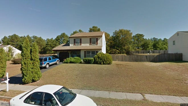This Google Street View image shows the approximate location of 2304 Oak Knoll Drive in Manchester. The property at this address changed hands in October 2019, when new owners bought the property for $285,000.