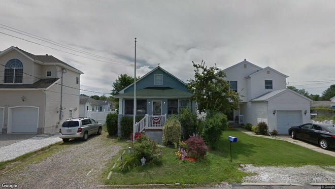This Google Street View image shows the approximate location of 546 E. Bayview Ave. in Ocean Gate. The property at this address changed hands in October 2019, when new owner bought the property for $173,000.