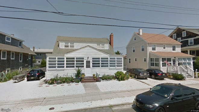 This Google Street View image shows the approximate location of 26 E. St. in Seaside Park. The property at this address changed hands in October 2019, when new owner bought the property for $705,000.