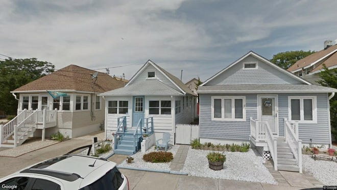 This Google Street View image shows the approximate location of 110 M St. in Seaside Park. The property at this address changed hands in October 2019, when new owners bought the property for $337,500.