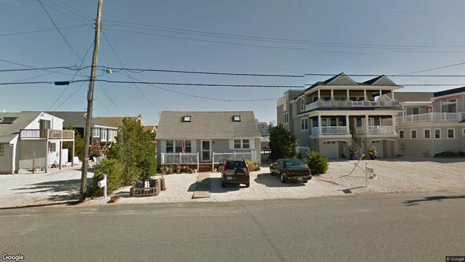 This Google Street View image shows the approximate location of 289 N. Fifth St. in Surf City. The property at this address changed hands in October 2019, when new owners bought the property for $585,000.