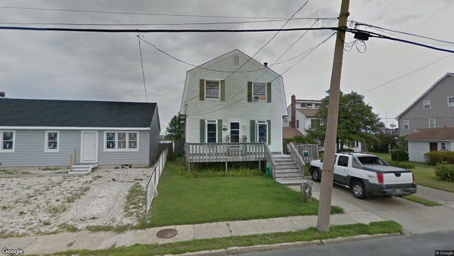 This Google Street View image shows the approximate location of 222 Sunset Drive N. in Toms River. The property at this address changed hands in September 2019, when new owner bought the property for $419,500.