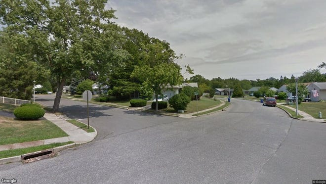 This Google Street View image shows the approximate location of 25 Gardenia Way in Toms River. The property at this address changed hands in October 2019, when new owners bought the property for $107,000.