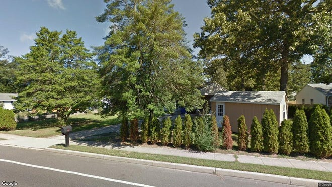 This Google Street View image shows the approximate location of 198 Silver Bay Road in Toms River. The property at this address changed hands in October 2019, when new owners bought the property for $248,000.